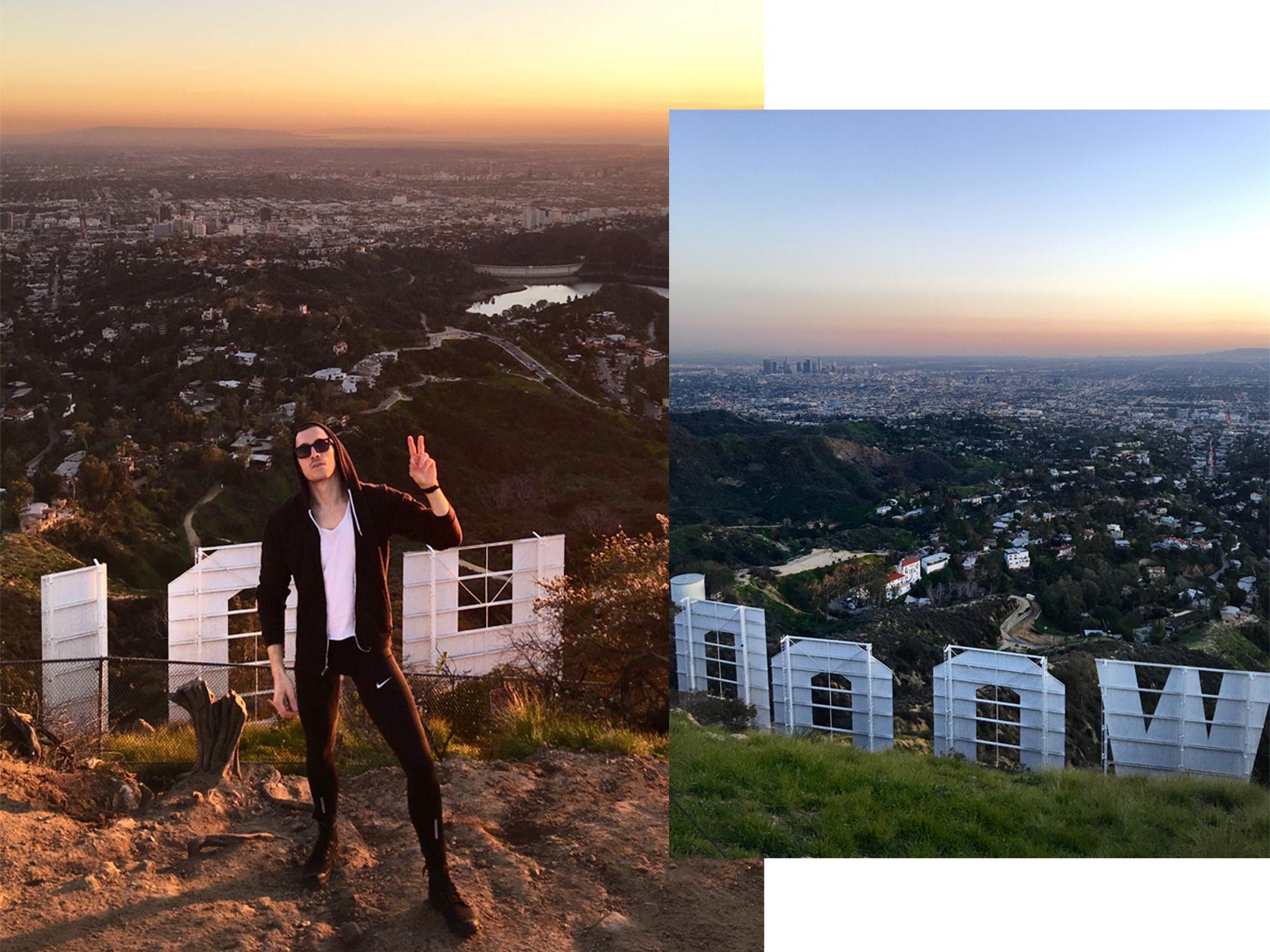 Behind Hollywood - neu