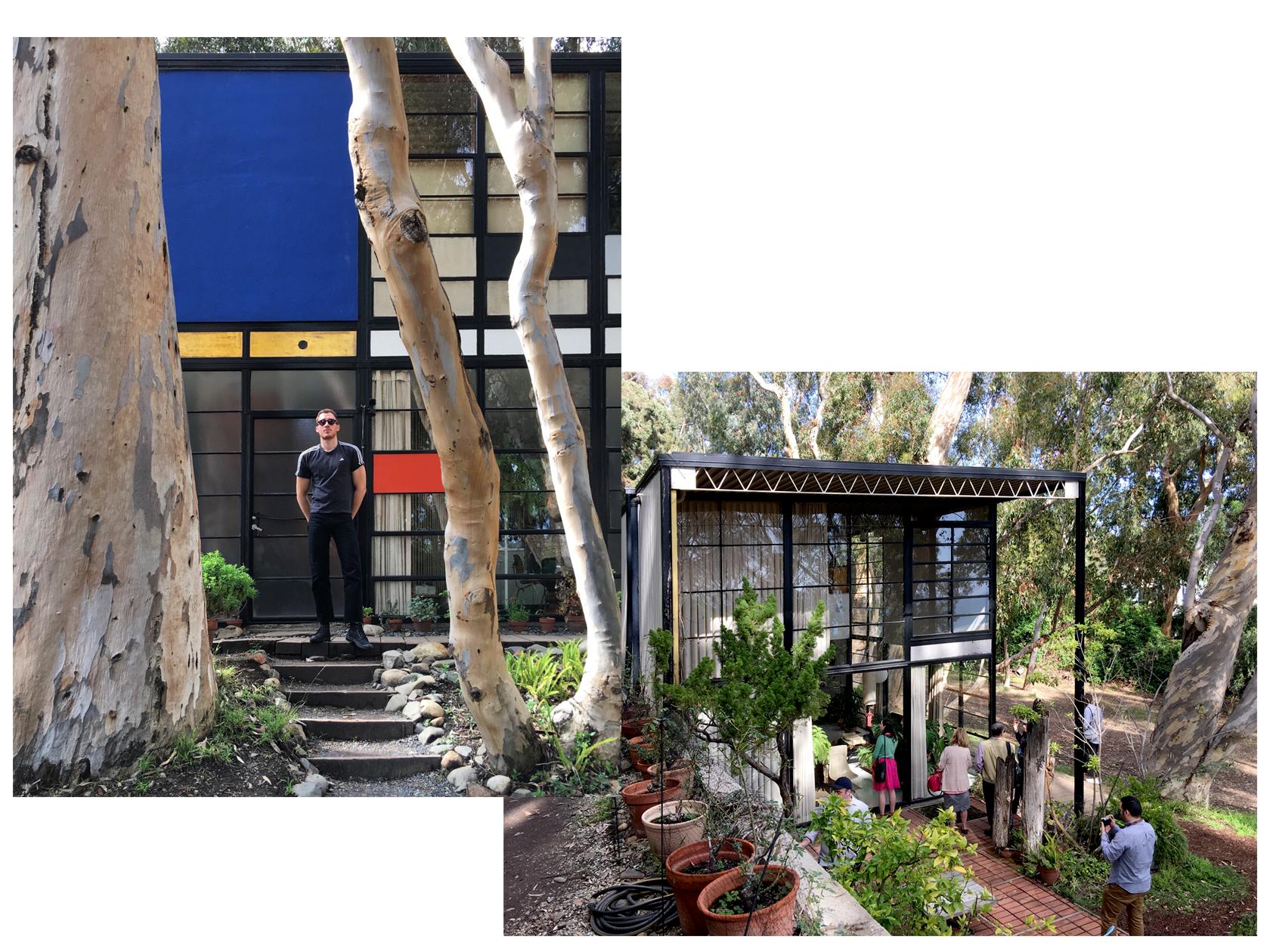 Eames House - neu
